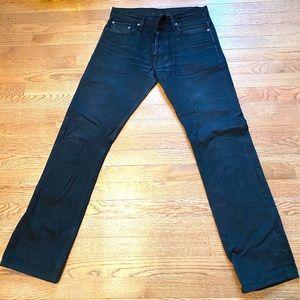 3sixteen selvedge denim jeans